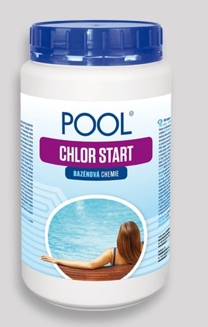 POOL Laguna chlor start